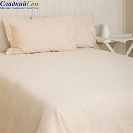 Покрывало Luxberry FLOWERS 220*240, цвет: розовый