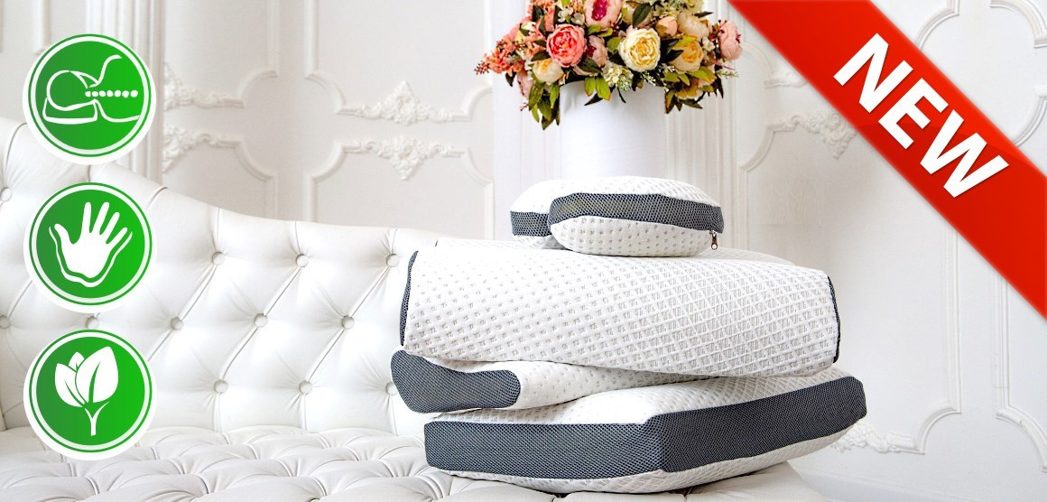 подушки с эффектом памяти