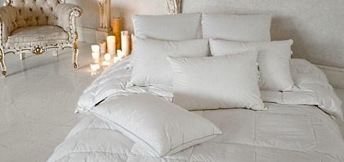 Акция! Пуховые подушки и одеяла Nature's со скидкой 20%