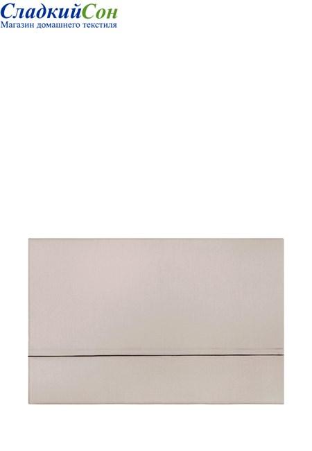 Пододеяльник TENDERNESS Luxberry 200х220 100% хлопок сатин бежевый - фото 100567