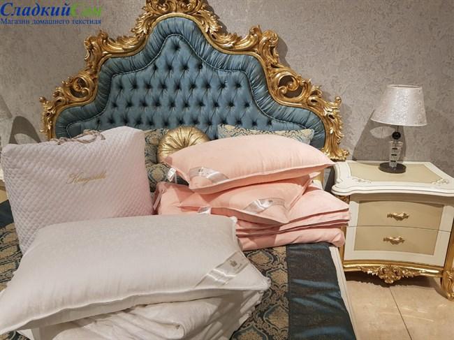 Подушка Kingsilk Luxury LAA-50-1,3-Bel белый - фото 100929