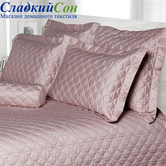 Покрывало Luxberry PEARL 240*260, цвет: розово-жемчужный - фото 47664