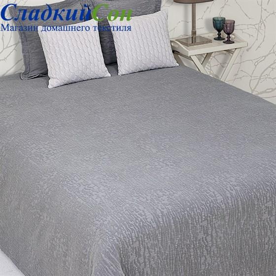 Покрывало Luxberry VELVET 150*210, цвет: серый - фото 47698