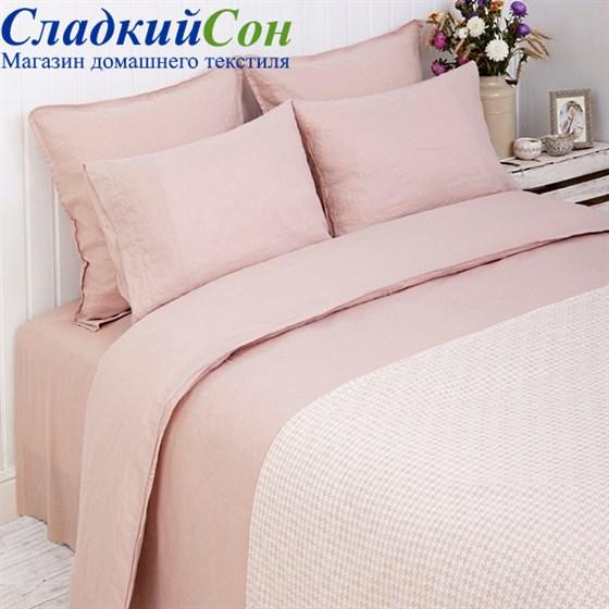 Luxberry Linen 1,5-сп. розовое - фото 52619