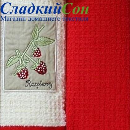 Набор полотенец Grand Stil Малина аппликация б/к - фото 58975