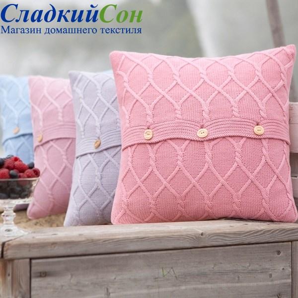 Наволочка Luxberry Lux 34, цвет: розовый - фото 62325