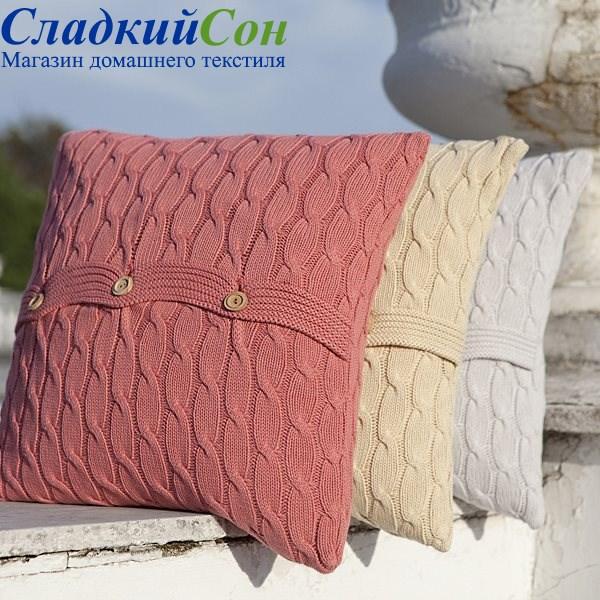 Наволочка Luxberry Imperio 22, цвет: коралловый - фото 62345
