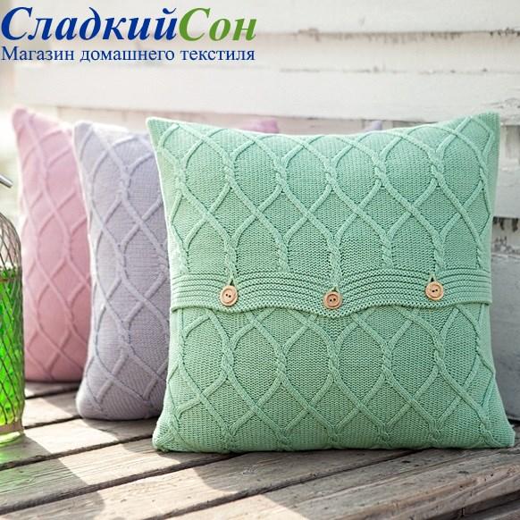 Наволочка Luxberry Lux 34, цвет: весенняя зелень - фото 62363