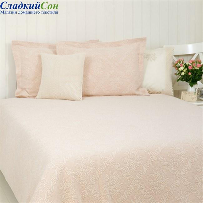 Покрывало Luxberry ILIA 220*240, цвет: розовый - фото 63826