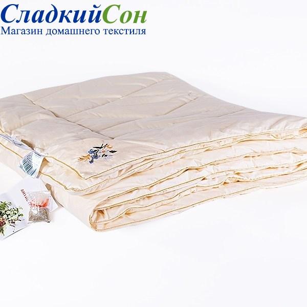 Одеяло Nature's Цветочное разнотравье Антистресс 200*220 - фото 72466
