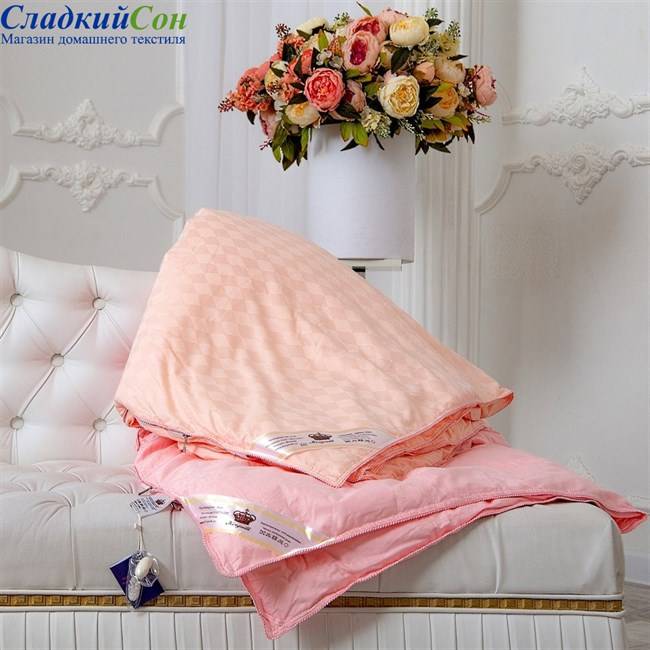 Одеяло Kingsilk Elisabette Элит E-140-0,6-Per - фото 80446