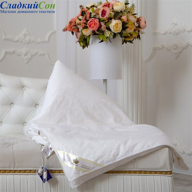 Одеяло Kingsilk Elisabette Элит E-172-1-Bel - фото 80461