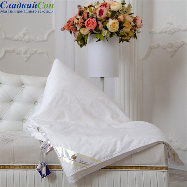 Одеяло шелковое Kingsilk Elisabette Элит E-220-2,2-Bel - фото 80489