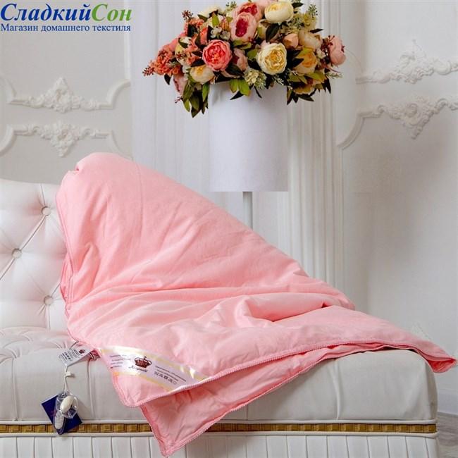 Одеяло шелковое Kingsilk Elisabette Элит E-150-1-Roz - фото 80608