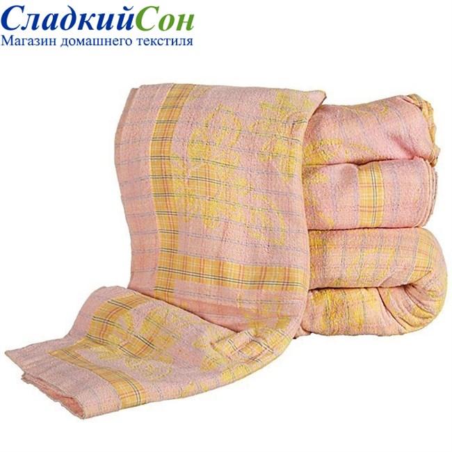 Простыня махровая Kamilla Pr-Mah-200-Pink - фото 91644