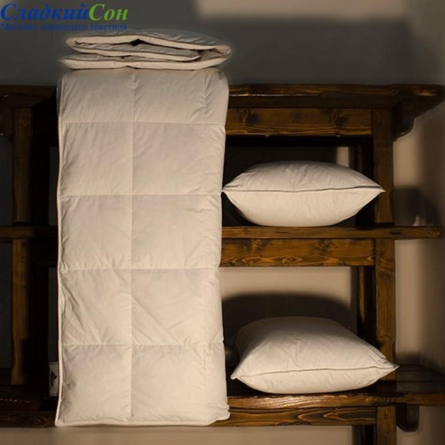 Одеяло Nature's Ночной Патруль Гусиный пух 140*205 теплое - фото 94245