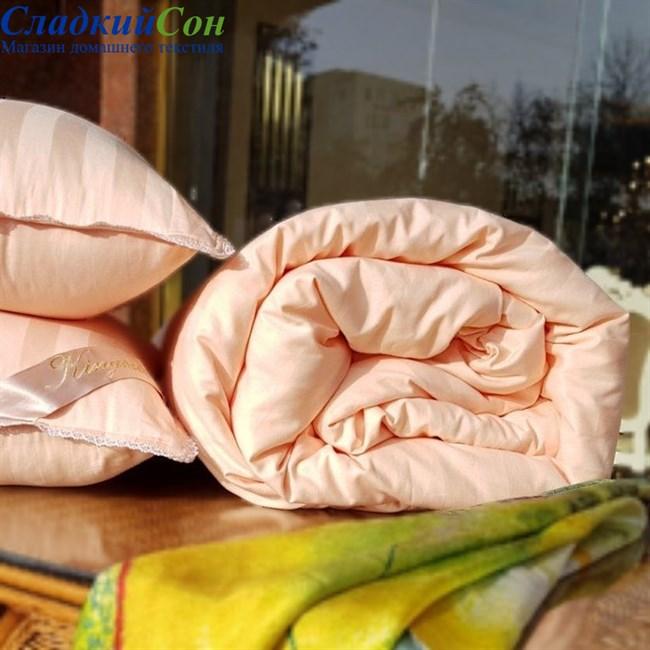 Одеяло шелковое Kingsilk Premium P-AA-220-1,5-Per - фото 95488