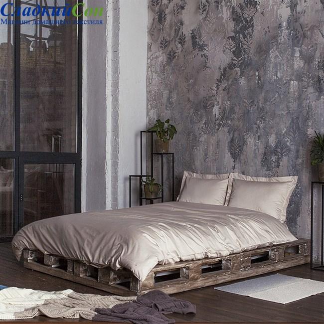 Комплект постельного белья Luxberry DAILY BEDDING 1,5-спальный телесный - фото 95560
