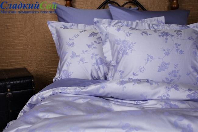 Комплект постельного белья Lavender Palette Grass Евро - фото 98538