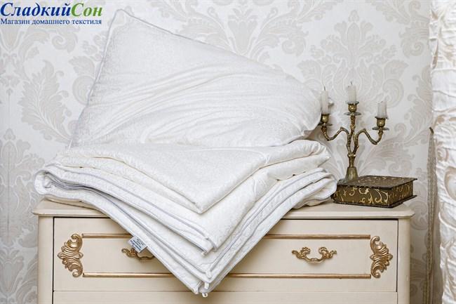 Шелковое одеяло в шелк/сатине Luxury Silk арт.DCS1002 - фото 99622