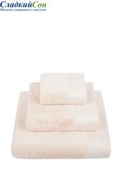 Полотенце BASIC luxberry 100% хлопок 550г/м2 50x100 персиковый мусс