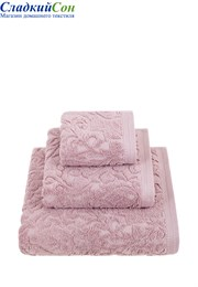 Полотенце ROYAL Luxberry 100% хлопок 550 gr/m2 70х140 розовый