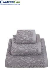 Полотенце ROYAL Luxberry 100% хлопок 550 gr/m2 30x50 темно-серый