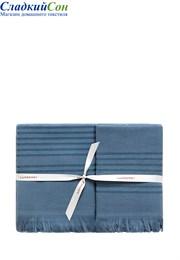 Полотенце Simple Luxberry 100% хлопок 360г/м2 70x140 индиго