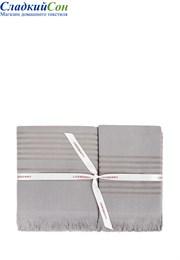 Полотенце Simple Luxberry 100% хлопок 360г/м2 70x140 темно-серый
