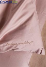 Комплект постельного белья Luxberry Daily Bedding сатин 100% хлопок розовая пудра