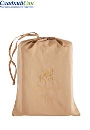 Комплект постельного белья SOFT SATEEN Bovi-06357 100% софт сатин золотой