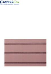 Пододеяльник на пуговицах АКЦЕНТ BOVI 150x210 100% хлопок перкаль карминово-розовый