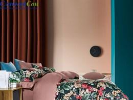 Комплект постельного белья Asabella евро египетский хлопок 1640-6/180*30