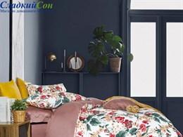 Комплект постельного белья Asabella евро египетский хлопок 1641-6/160*30