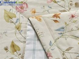 Одеяло летнее Asabella тенсел в хлопке 200х220 см 1606-om