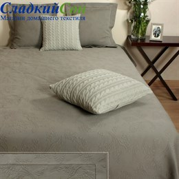 Покрывало Luxberry COUNTRY 150*220, цвет: полынь