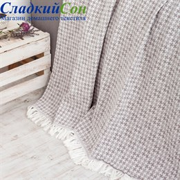 Покрывало Luxberry EASY LIFE 150*210, цвет: серый
