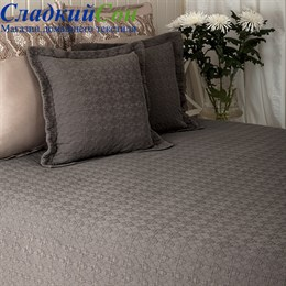 Покрывало Luxberry OXFORD 150*220, цвет: антрацит
