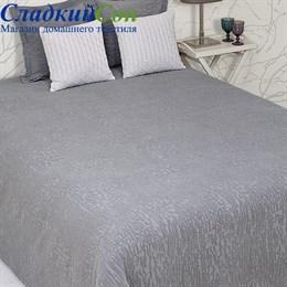 Покрывало Luxberry VELVET 150*210, цвет: серый