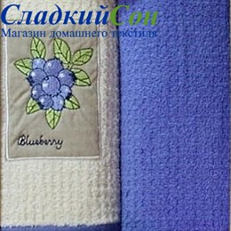 Набор полотенец Grand Stil Черника аппликация б/к
