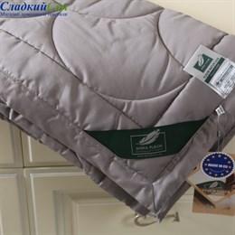 Одеяло Flaum Farbe 200х220 легкое серое