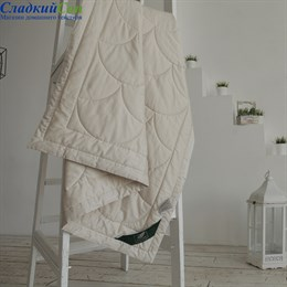 Одеяло Flaum Farbe 150х200 легкое бежевое