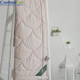 Одеяло Flaum Farbe 150х200 легкое кремовое