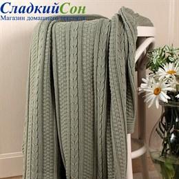 Плед Luxberry Imperio 10 150*200, цвет: английский зеленый