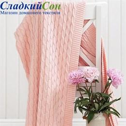 Плед Luxberry Imperio 22 130*170, цвет: розовый
