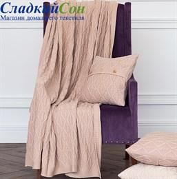 Плед Luxberry LUX 46 150*200, цвет: розовая глина