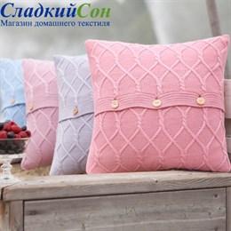 Наволочка Luxberry Lux 34, цвет: розовый