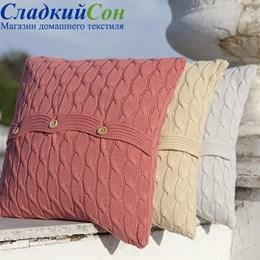 Наволочка Luxberry Imperio 22, цвет: коралловый