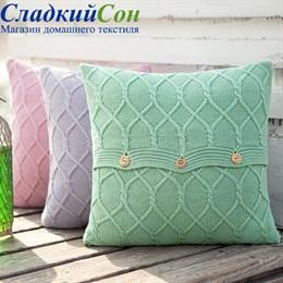 Наволочка Luxberry Lux 34, цвет: весенняя зелень