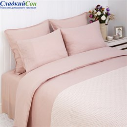 Пододеяльник Luxberry LINEN 150*210, цвет: розовый